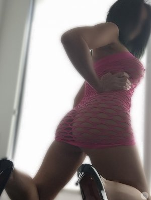 Marie-joele escort in Forest