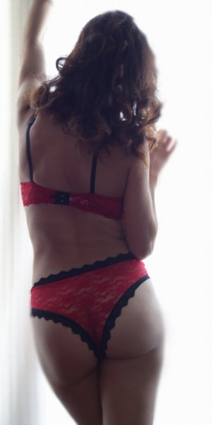 Merisa escorts in Luling & thai massage