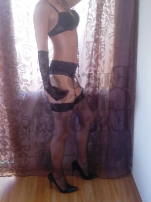Hilda live escorts & erotic massage