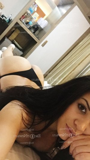 Priscilia escort girl & nuru massage